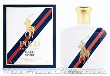 Treehousecollections: Polo Blue Sport By Ralph Lauren EDT Perfume For Men 125ml