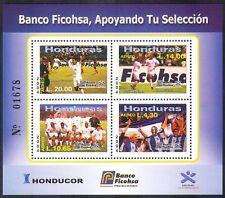Honduras 2004 Football/Sports/Games/Soccer/Footballers/People 4v m/s (n39990)