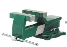 "Mannesmann Workshop Bench Swivel Base Vice 100mm 4"" VPA GS TUV approved"