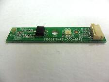 Panasonic TX-L32EM6B IR Receiver PCB 715G5917-R01-000-004S