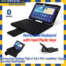 Samsung Galaxy TAB 3 10.1 P5200 P5210 Bluetooth Case with Removable Keyboard