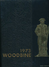 Frederick County VA James Wood High School yearbook 1973 Virginia Winchester