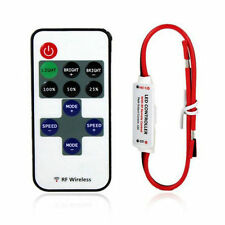 12V RF Wireless Remote Switch Controller Dimmer for Mini LED Strip Light Hot B9