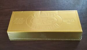 """1996-97 Topps Basketball Complete Factory Sealed Set - """"Gold Bar""""  Kobe Rookie"""