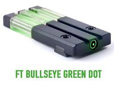 Meprolight Glock Fiber Tritium Bullseye Rear Night Sight Green ML63101