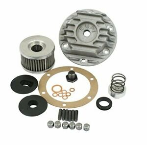 Mini Oil Sump w/ Filter, 1/2 Extra Capacity, Compatible with VW Type-1 Beetle, D