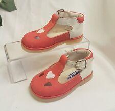 enfants filles bébé chaussures sandales Fabriqué Italie rose beige taille 24