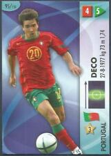PANINI FIFA WORLD CUP-GOAAL 2006- #095-PORTUGAL-DECO