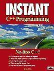 Instant C++ Programming-Ian Wilks