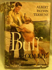 Buff A Collie by Albert Payson Terhune and Other Dog Stories 1921,Hc/Dj