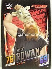 Slam Attax Then Now Forever - #085 Erick Rowan