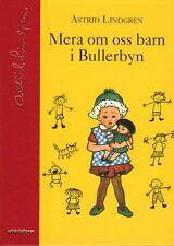 Buch Astrid Lindgren Schwedisch:Mera Om Oss Barn I Bullerbyn Kinder von Bullerbü