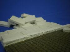 tsd-45007 1/45/48 30 FINE lastre di pietra - Authenthic LINE