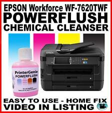 Head Cleaner & Printhead Unblocker Fits EPSON Workforce WF-7620TWF