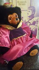 Queen Mary Teddy Bear, Robert Raikes RARE Original Doll Flawless Mint Condition