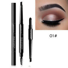 3 in 1 Beauty Makeup Eyebrow Eye Brow Pen Pencil Brow Powder Brush Cosmetic Kits