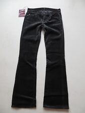 7 For All Mankind Samt Jeans Hose, W 29 /L 34, NEU ! Samtig weich, Made in USA !