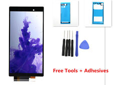 LCD Screen Touch Digitizer Assembly Glass For Sony Xperia Z1 L39H C6903 Black