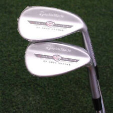 TaylorMade Golf TP EF 2pc Wedge SET Chrome Satin Approach&Sand Wedge 52&56 - NEW