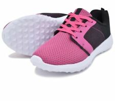 Tanggo Women's Sneakers Rubber Shoes YD-1720 (pink-black) Size 38