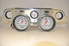 67 68 Mustang Shelby Signature Instrument Cluster 200 MPH Gauges