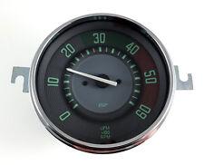 VW KARMANN GHIA 110mm EARLY TACHOMETER 0 - 6,000 RPM 12 VOLT REV COUNTER GAUGE