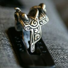 *Retired & RARE* James Avery HORSE SADDLE Charm Sterling Silver