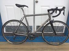 Moots Vamoots 58cm Titanium Road Bike Frameset 2018 Frame Fork & Post