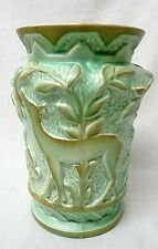 Art Deco Burleigh Ware 'Deer' Vase - Burgess & Leigh.