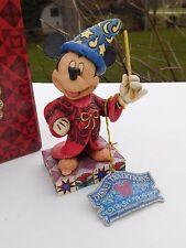 "Enesco Jim Shore Disney Traditions ""Touch of Magic"" figurine #4010023"