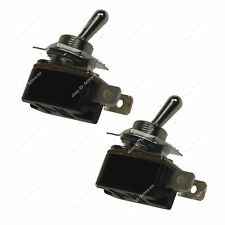 2P ON/OFF SPST 2 Terminals Latching Toggle Switch Car Motor Auto Toggle Rocker