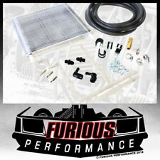 Ford BF Falcon 4spd Automatic Transmission Oil Cooler Coolant Bypass Kit TCK-F38