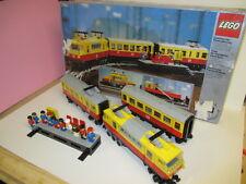 Lego® 7740 TEE Zugset, 12V Eisenbahn, OVP, von 1980, aus Sammlungsauflösung