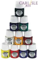 Pebeo Setacolor Transparent Fabric Colours