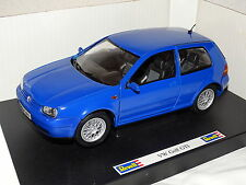VW GOLF IV GTI + blau + OVP + Revell 08945 + 1:18