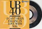CD CARTONNE CARDSLEEVE UB 40 2T DE 1993 I CAN'T HELP FALLING IN LO