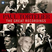 Paul Tortelier - The Great EMI Recordings: Paul Tortelier [CD]