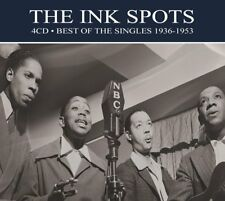 The Ink Spots BEST OF THE SINGLES 1936-1953 Remastered ESSENTIAL New Sealed 4 CD