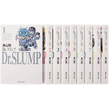 Dr.SLUMP Pocket edition VOL.1-9 Comics Complete Set Japan Comic F/S