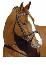HDR Monocrown Event Bridle Havana Horse