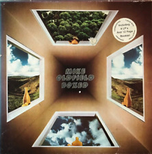 MIKE OLDFIELD - Boxed (4 x LP Box Set) (EX/G)
