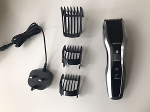 Philips Series 5000 Clipper. HC5450/83 Titanium Blades Hair and Beard. USED.