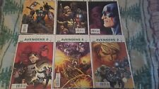 Ultimate Avengers vol. 1-3 complete ++