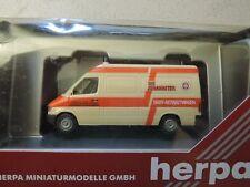 Herpa 044134 Baby-naw sprinter juh RV Mittelfranken en OVP de colección (6)