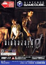 Used CAPCOM BIOHAZARD 0 ZERO NINTENDO GAMECUBE GC JAPAN JP JAPANESE JAPANZON
