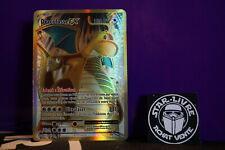 Carte Pokemon - Dracolosse EX Full Art 106/108 Ultra Rare - XY Evolutions