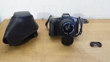 Canon EOS 650 Vintage Film Camera with Case, 28-70mm Lens Grade B