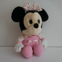 Peluche MINNIE MOUSE DISNEY jouet vintage design collection N5745