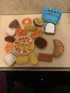 Play Food Bread And Pizza Bundle