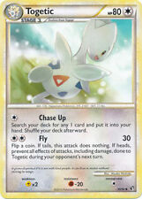 Togetic 39/90 Hs Undaunted Uncommon Perfect Mint! Pokemon